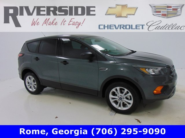Certified Pre-Owned 2018 Riverside Certified Ford Escape S