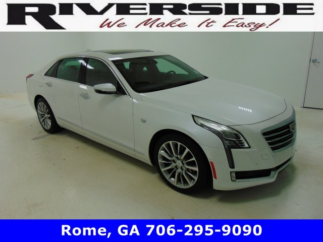 Certified Pre-Owned 2018 Cadillac CT6 Luxury RWD