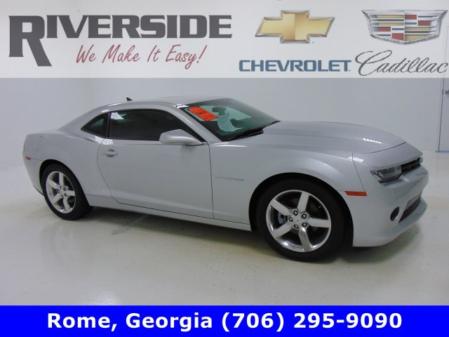 Certified Pre-Owned 2015 Riverside Certified Chevrolet Camaro LT