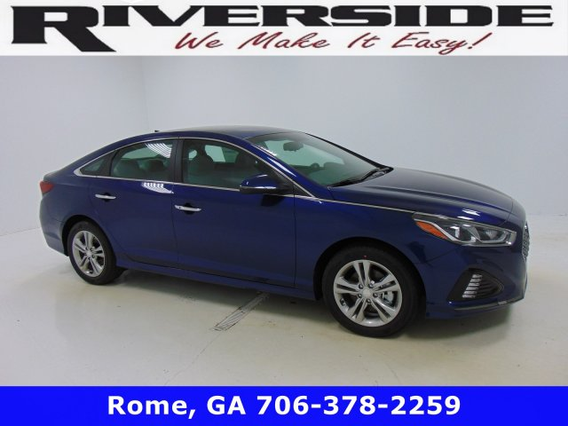 New 2019 Hyundai Sonata SEL FWD 4dr Car