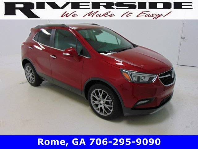 Certified Pre-Owned 2018 Buick Encore Sport Touring