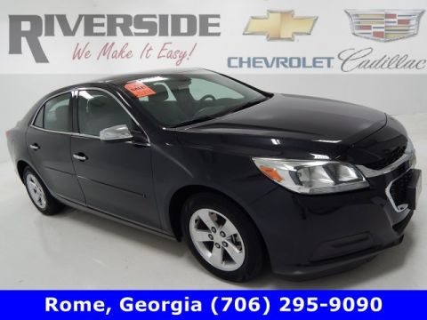 Certified Pre-Owned 2015 Riverside Certified Chevrolet Malibu LS