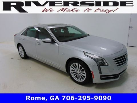 Certified Pre-Owned 2018 Cadillac CT6 RWD