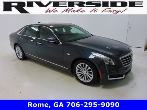 Pre-Owned 2018 Cadillac CT6 Luxury RWD