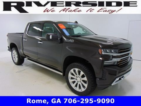 Certified Pre-Owned 2019 Chevrolet Silverado 1500 High Country