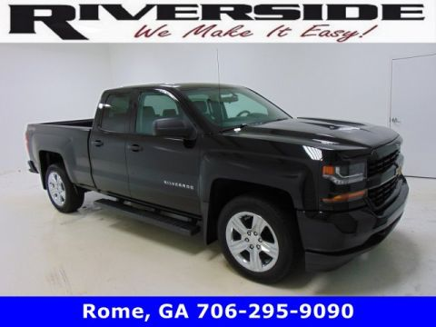 Certified Pre-Owned 2016 Chevrolet Silverado 1500 Custom