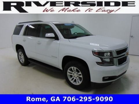Pre-Owned 2019 Chevrolet Tahoe LT 4WD Sport Utility