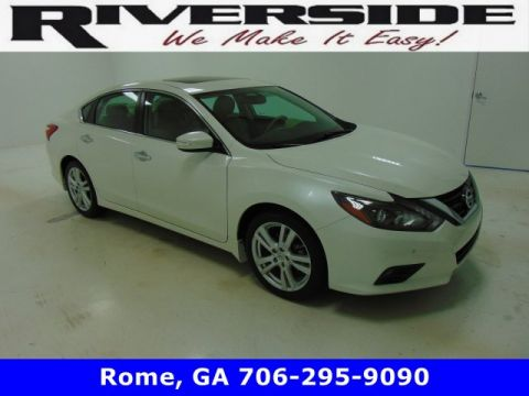 Pre-Owned 2016 Nissan Altima 3.5 SL