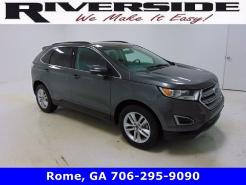 Pre-Owned 2015 Ford Edge SEL FWD Sport Utility