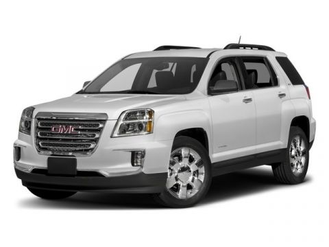 Certified Pre-Owned 2017 GMC Terrain SLT