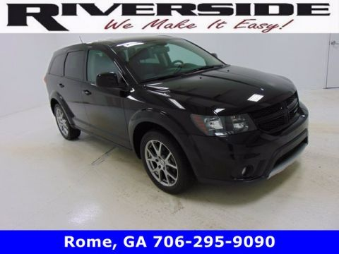 Pre-Owned 2017 Dodge Journey GT AWD Sport Utility