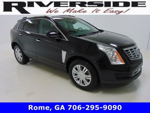 Certified Pre-Owned 2015 Cadillac SRX Luxury Collection