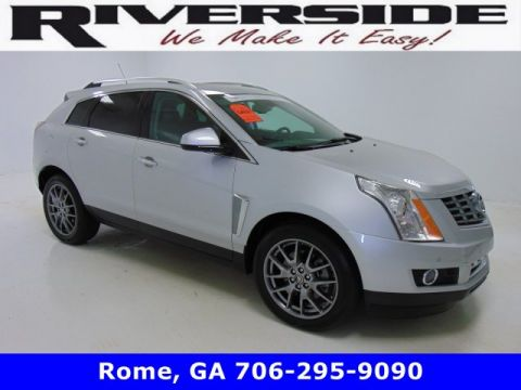 Certified Pre-Owned 2016 Cadillac SRX Performance Collection