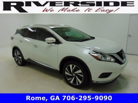 Pre-Owned 2015 Nissan Murano Platinum AWD Sport Utility