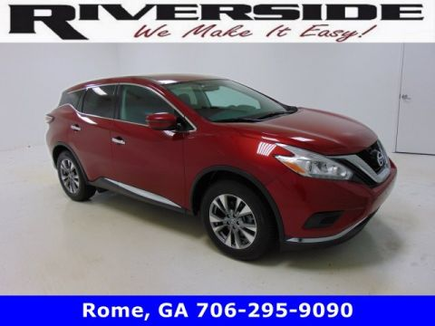 Pre-Owned 2016 Nissan Murano S AWD Sport Utility