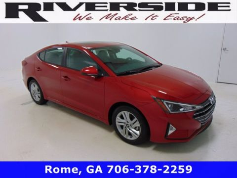 New 2020 Hyundai Elantra Value Edition FWD 4dr Car